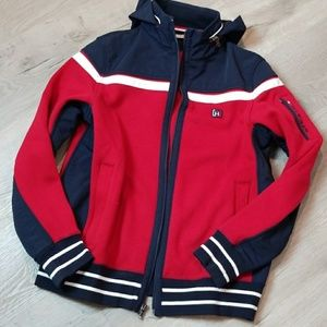 ☆ tommy hilfiger athlete jacket xs ☆